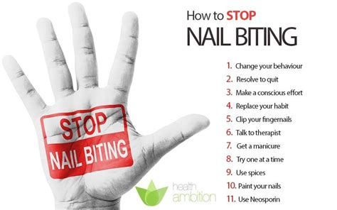 Do You Bite Your Nails by Learn How To Stop Biting Your Nails The Easy Way Health