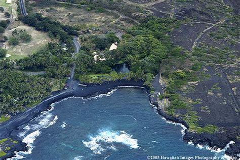 punaluu county beach park big island hawaii black sand image gallery punaluu