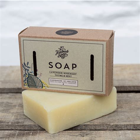 The Handmade Soap Company - the handmade soap company lavender rosemary thyme mint