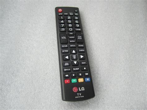 Remot Led Tv Lg lg akb73715608 television remote hdtv led lcd tv