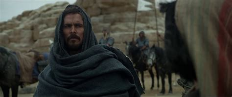 film exodus nabi musa exodus gods and kings a new clip from the film and a
