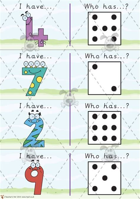 printable number games for early years teachers pet eyfs and key stages on pinterest