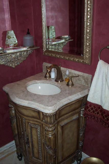 elegant powder rooms an elegant powder room traditional powder room
