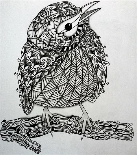 animal templates for zentangle bird zentangle pro am crafts