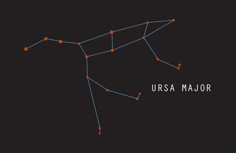 great constellation astronomy view images template
