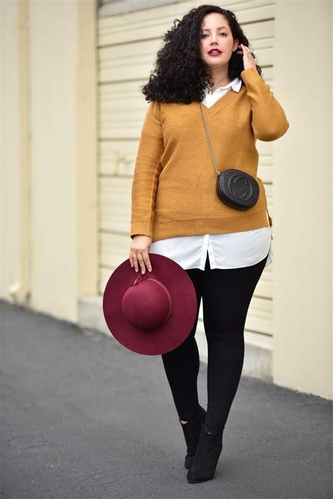 10 fall fashion inspirations for plus size crazyforus