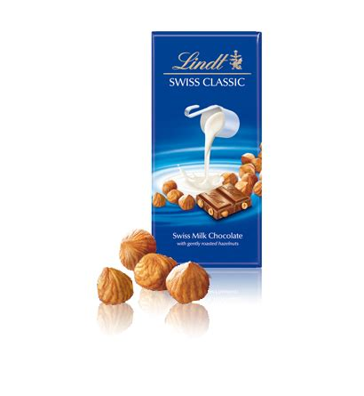 Lindt Swiss Classic Hazelnut Chocolate Cokelat Coklat Kacang Import escape from reality coklat or cokelat