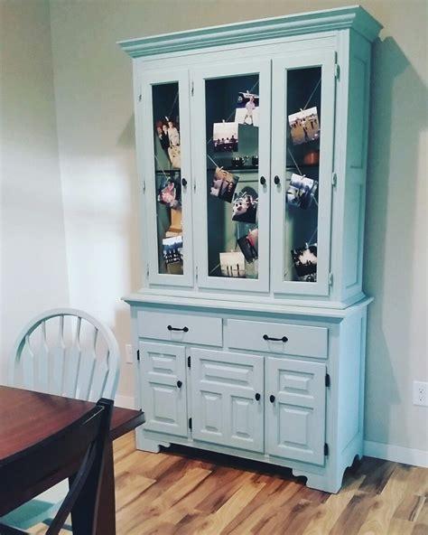 serenity blue paint painted furniture rustoleum chalk paint serenity blue