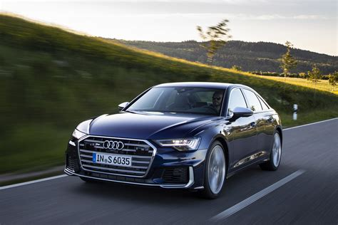 2020 audi a6 comes 2020 audi s6 returns to spice up a6 sedan lineup news