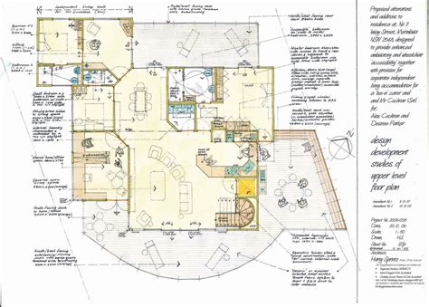 Universal Home Design Floor Plans by Home Renovations For Universal Accessibility