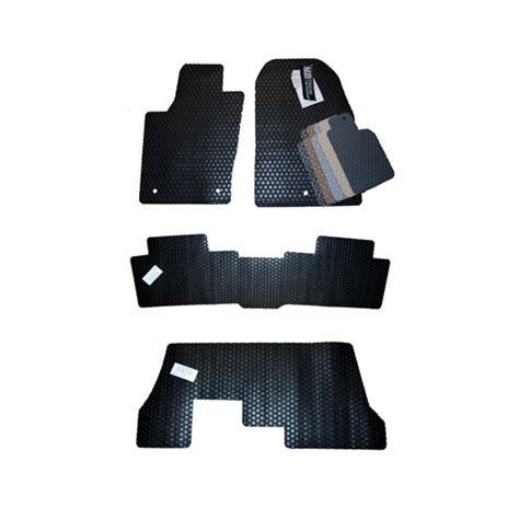 dodge durango custom all weather floor mats
