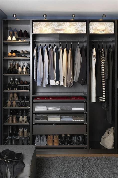 Organize Wardrobe by Ikea Pax Homease