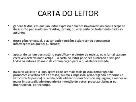 como construir uma carta de leitor carta do leitor filme central do brasil powerpoint 97 2003