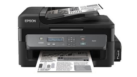 Jual Tinta Epson M200 impresora multifuncion epson workforce m200 delta