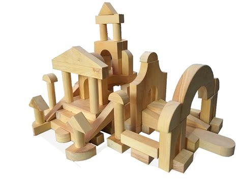 Balok Umum 110pcs balok umum 110pcs mainan kayu