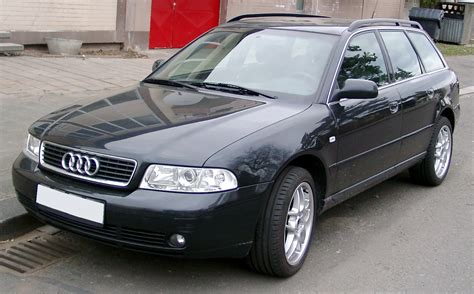Audi A4 B5 Front by файл Audi A4 B5 Avant Front 20080121 Jpg