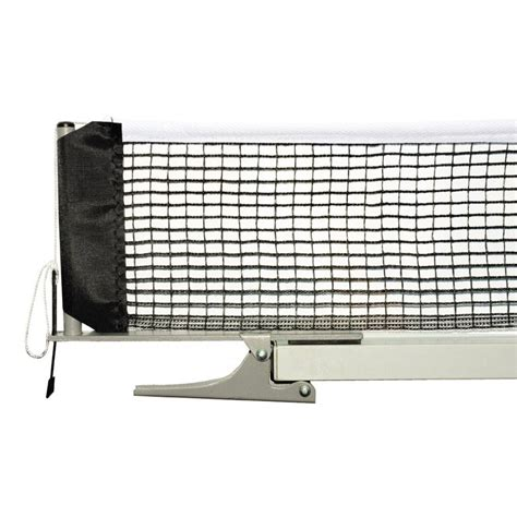butterfly economy clip table tennis net and post set