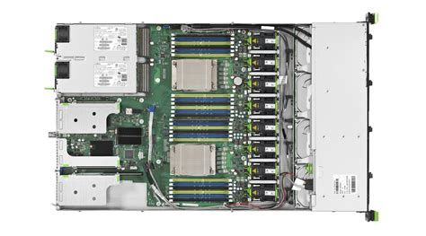 Rapid Rack Out Of Business by Fujitsu Primergy Rx2530 M1 Rack Mount Server Business