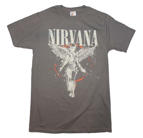 Hoodie Nirvana 5 Dennizzy Clothing nirvana galaxy in utero t shirt by nirvana officially licensed nirvana t shirt featuring an in