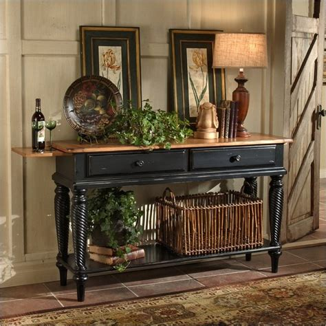 Front Entry Table Hillsdale Wilshire Sideboard Table Traditional Buffets And Sideboards Vancouver By Cymax