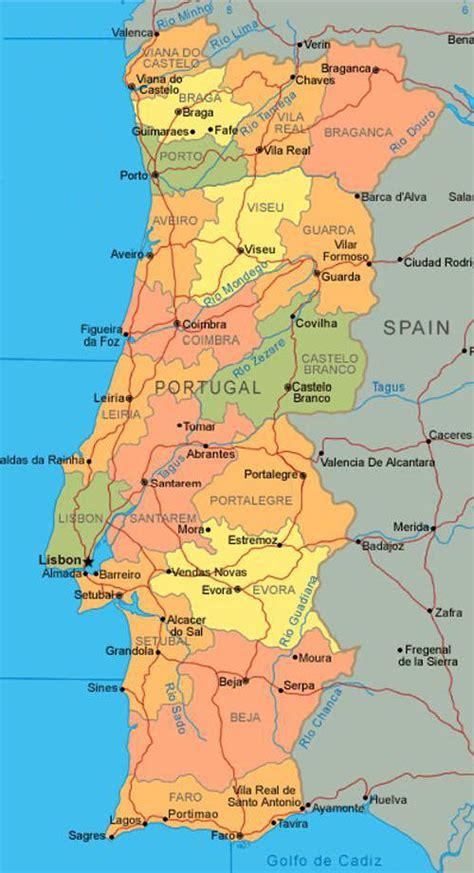 porto gallo portogallo mappa citt 224