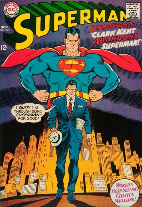 superman comic book pictures superman comic curt swan and george klein 1967