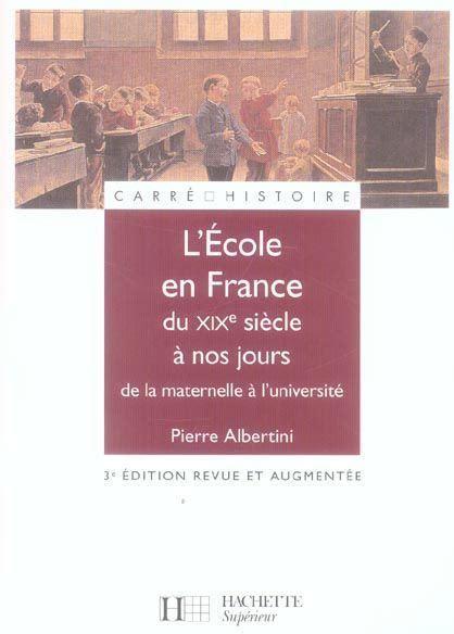 nos jours de fã âªtes edition books livre l ecole en du xixe siecle a nos jours de