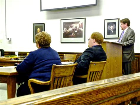 Athens County Common Pleas Court Records Evidence In Sloan Trial Suggest Problems Since 2007 News