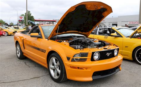 california special mustang 2008 grabber orange 2008 ford mustang gt california special