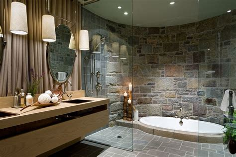 stone bathroom ideas 30 exquisite and inspired bathrooms with stone walls