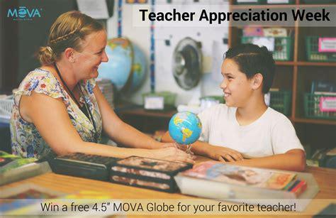 Teacher Giveaways - mova teacher appreciation giveaway
