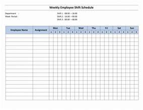 free shift schedule template search results for printable employee shift schedule