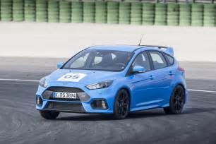 2016 Ford Focus Rs Review 2016 Ford Focus Rs Review Track Test Caradvice