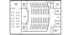 church floor plans church floor plans for 200 300 studio design gallery