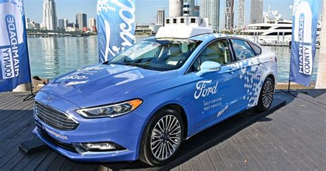 ford 2020 driverless the self driving car by 2020 just another lofty