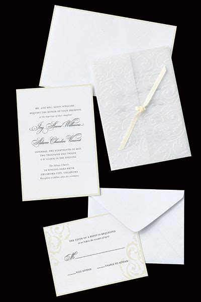 hobby lobby wedding templates 1000 images about invitations on