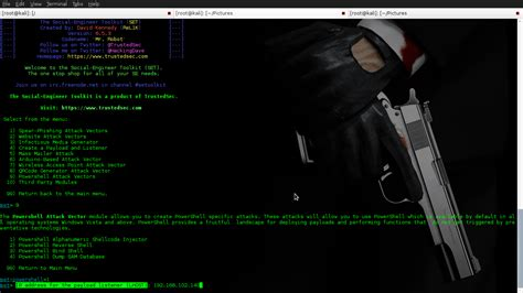 kali linux reverse engineering tutorial kali linux tutorials hack windows7 pc using powershell