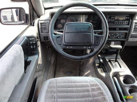 1995 Jeep Interior 1995 Jeep Grand Laredo 4x4 Interior Photo