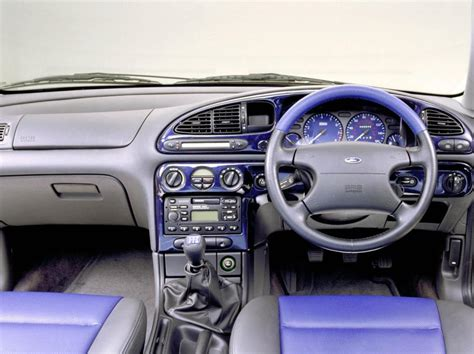 ford mondeo interior ford mondeo st200 1999 2000