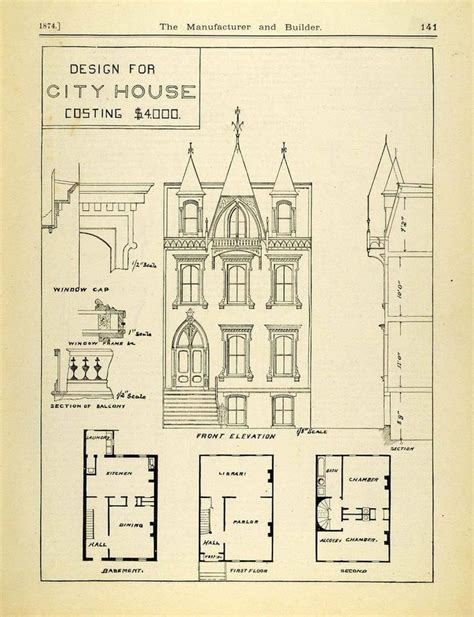 victorian townhouse floor plan 112 best cool townhouses images on pinterest