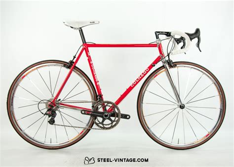 Frame Speedometer Nouvo By One Ace postmodern bicycles modern parts on classic frame