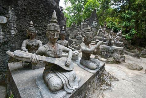 film thailand secret garden magic garden koh samui secret buddha garden ko samui