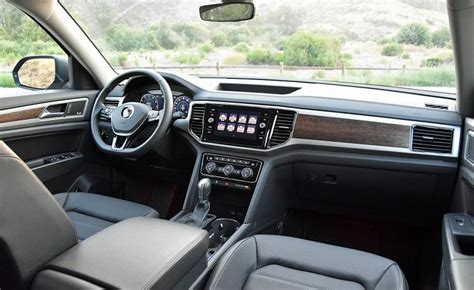 volkswagen atlas black interior ratings and review 2018 volkswagen atlas nydn rss