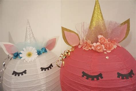 unicorn lanterns unicorn decorations diy lanterns diy unicorn decorations unicorn ideas