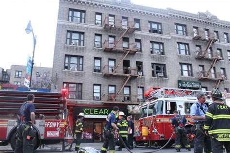 Apartments In Dyckman Nyc Elderly Rushed To Hospital After Dyckman