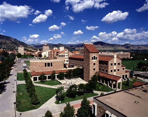 Of Colorado Boulder Part Time Mba by Of Colorado Boulder Ucb U Of Colorado Univ