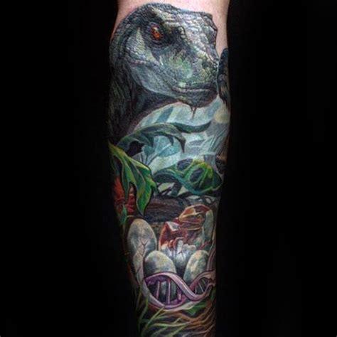 jurassic park tattoo designs 62 great jurassic park tattoos ideas gallery golfian