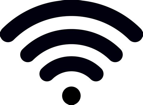 wi fi vector gratis wi fi wifi s 237 mbolo inal 225 mbrica imagen