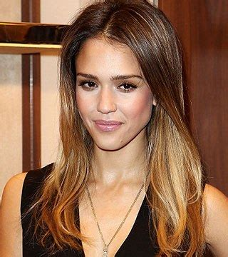 jessica alba bob hairstyles at 360 degrees top 10 ombr 233 hairstyles stylecaster