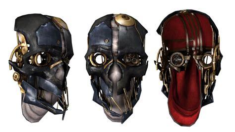 dishonored mask mask of dishonored by vadosrespekt on deviantart